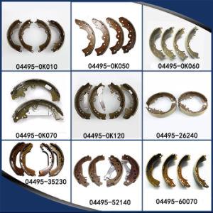 Semi-Metal Brake Shoes 04495-26190 für Toyota Hiace