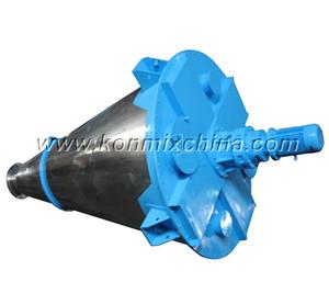 Горизонтальная лента микшер порошок электродвигателя смешения воздушных потоков со срезным болтом плуга миксер V-образное электродвигателя смешения воздушных потоков
