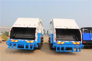 Novo caminhão de lixo caminhões de lixo de compressão