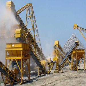 Linea di produzione artificiale della macchina del frantoio a mascella della pietra del quarzo della presa di fabbrica