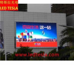 Haute luminosité couleur pleine P6 Afficheur à LED pour la publicité de plein air