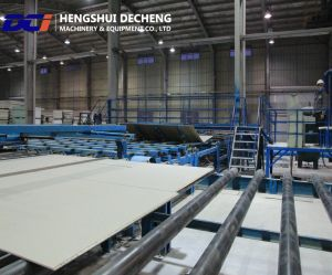 専門の石膏ボードの生産ラインギプスのPlasterboard 1,000,000 Sqm
