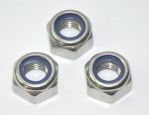 Échantillon gratuit Acier inoxydable DIN929 à tête hexagonale de l'écrou de soudure A4-70