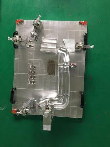 고무 호스 회의에서 사용되는 측정 공구를 가공하는 주문을 받아서 만들어진 CNC