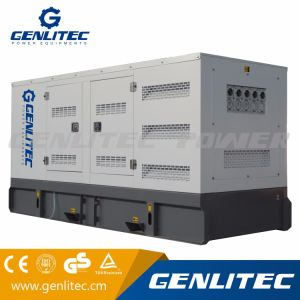 Generatore silenzioso eccellente principale del diesel di potere 300kVA 240kw Perkins