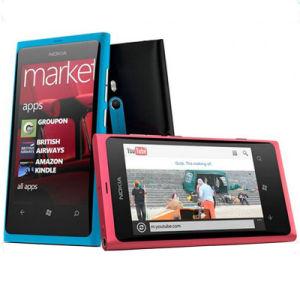 Venda por grosso desbloqueado Lumia 800 Telefone Móvel Celular