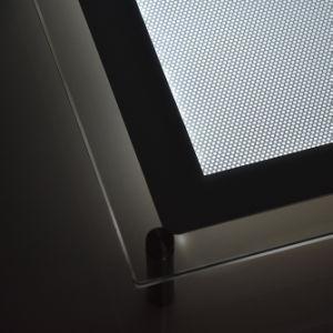 Frame van de Doos van het hoge LEIDENE van de Helderheid Kristal van de Verlichting het Lichte voor Reclame