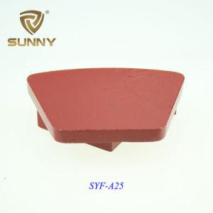 Disco di molatura concreto del diamante del trapezio Syf-A25