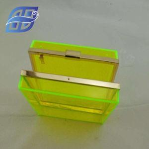 高品質OEMのCustomedによって印刷される明確なプラスチック折る包装ボックス
