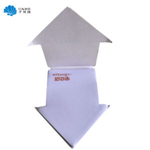 Custom Memo Pad Sticky Notes Le bloc-notes des fournitures scolaires