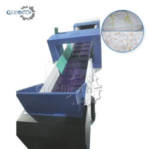 Double Phase PP PE BOPP plastique sac tissé de film de recyclage des déchets ABS/PS Pelletizer Anneau d'eau