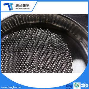 Amostra grátis 0,5mm 0,8mm 1mm Micro Pequenas Esferas de Aço Inoxidável