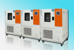 Ambiente de constante programável Controlador automático do equipamento de teste