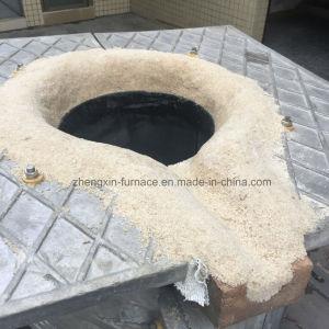 China Média freqüência forno de indução de cobre de fusão