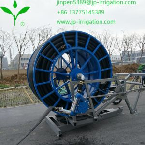 Het Systeem van de Irrigatie van de Sproeier van de Spoel van de slang met de Turbine en Kanon F van het Water