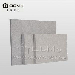 Láminas de fibrocemento exterior impermeable
