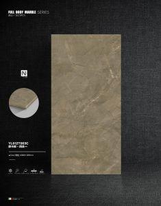 600X1200 de verglaasde Tegel van de Bevloering van het Porselein met Marmeren Ontwerpen Fullbody