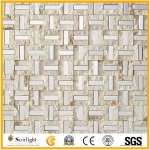 Bathroom Flooring Decorationのための熱いSelling Natural Mosaic Tile