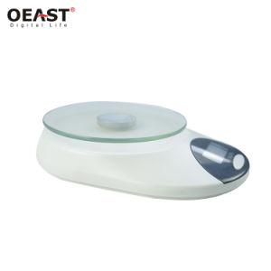 Le verre trempé populaire à la mode Balance de cuisine numérique Don OT6607