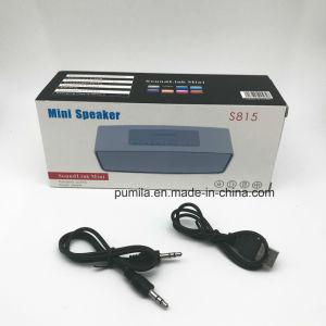 3.5mmの可聴周波補助の入力USBマイクロSD TF SDのカードが付いているハイファイ音質10Wの二重角のスピーカー
