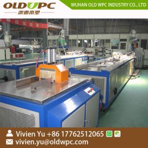 Plastic Machines van uitstekende kwaliteit van de Machine van de Extruder van het Profiel van pp /PE de Holle