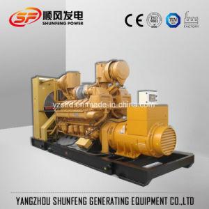 1000 квт электроэнергии генераторная установка дизельного двигателя с Китаем Jichai двигателя
