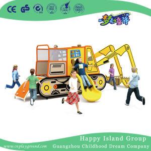 Formato de caminhões PE parque ao ar livre para as crianças (HJ-17402)