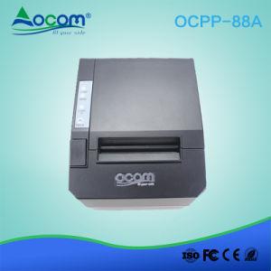 80mm LAN/USB/Serial Interface Bill Impressora térmica para Cafe recordações