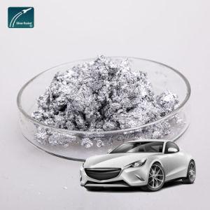 Estrutura Silver-Dollar à base de solvente Especialidade Automotivo Alumínio Pigmento Colar