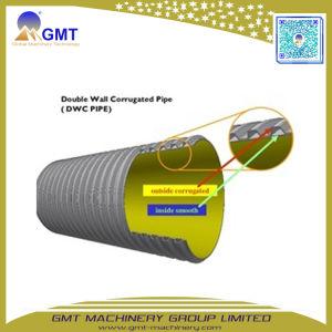 16-63mm PP PE PVC de doble pared Único Tubo de plástico corrugado maquinaria extrusora