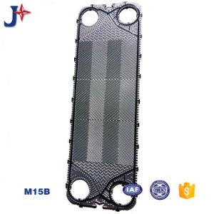 M3/M6/M6m/M10m/M10b/M15m/M15bの版のための耐久の使用中の316Lステンレス鋼の熱交換器の版