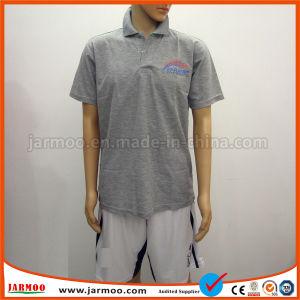 普及した耐久の高品質のゴルフポロシャツ
