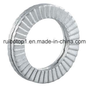 Haute résistance DIN25201 Double pli rondelle frein autobloquant