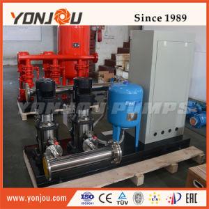 Control de PLC Non-Negative equipos de suministro de agua a presión