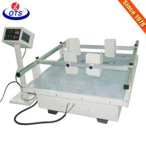 Probador de la vibración de la pantalla LCD de simulación de transporte de la máquina de prueba de vibraciones