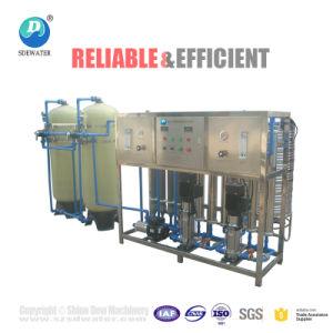 飲むことのための1000L/H ROの給水系統