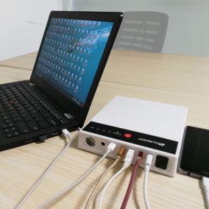 Promoção 400002018 mAh Banco Power Car Jump Starter bateria do laptop
