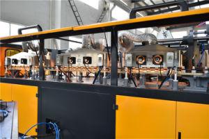 Máquina de moldeo por soplado de PET para bebidas botella de plástico