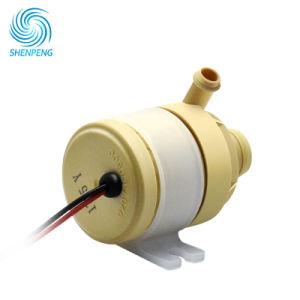 Calme Micro CC sans balai de pompes à eau pour une machine à café