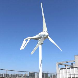 De nieuwe 400W Turbine van de Wind van de Generator van de Wind 12V 24V 48V met 3 Bladen of 5 Bladen voor Straatlantaarn