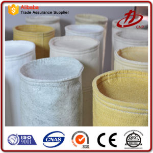 Polyester, Polyamid, PET, pp., Fiberglas-Staub-Filtertüte