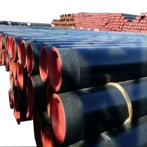De Pijp van het Koolstofstaal voor het Vervoer dat van de Olie en van het Gas wordt gebruikt