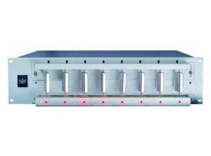 8-kanaal het Testen van de Capaciteit van de Steekproef van de Batterij Machine