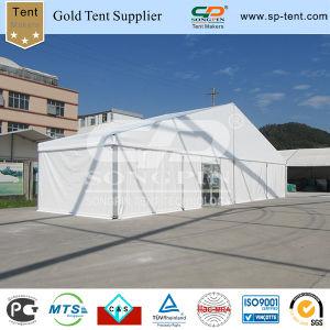 18X30m水証拠の販売のための強いモジュラー倉庫のテント