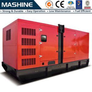 60kVA 80kVA 100kVA leiser Dieselgenerator für Verkauf - Cummins angeschalten