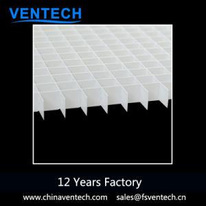 Fabbrica di ritorno di alluminio della griglia del cunicolo di ventilazione di Eggcrate di memoria smontabile