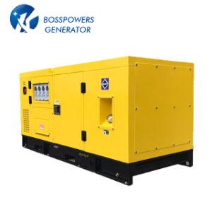 Электрический пуск звуконепроницаемых 3 фазы Quanchai дизельный генератор 8 квт