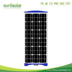 Alta protección IP67 de 40 vatios de energía solar LED de luz de la calle (XT1025SELD-D5).