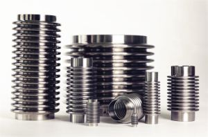ステンレス鋼の軟らかな金属の膨張継手のふいご