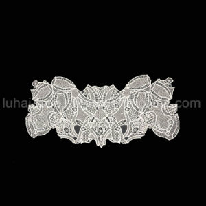 Merletto nazionale Handmade del collare per vestiti